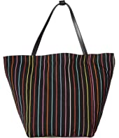 Elizabeth and James - Blanket Stripe Teller Tote