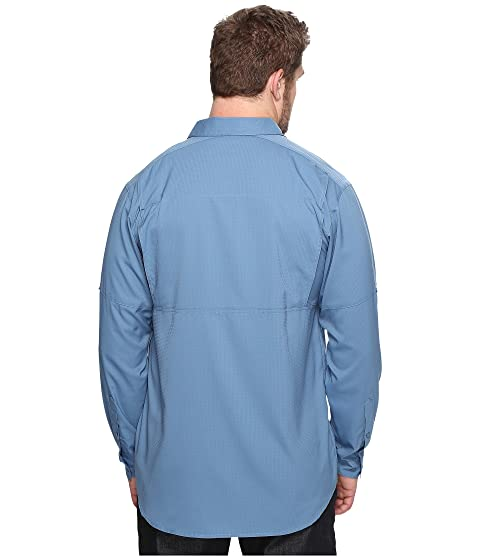 Ridge Long Big Columbia Shirt Lite Silver Tall and Sleeve dIqwqYH