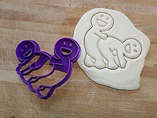 Taglia biscotti sesso alla pecorina