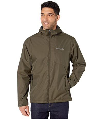 Columbia Rainie Fallstm Jacket (Olive Green/Black Sherpa) Men