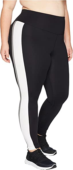 Icon Series - The Track Star Plus Size Leggings