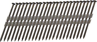 Spot Nails Spot Nails 2-12D120SSR 3-1/4-inch by .120-inch 20-22 Degree Plastic Strip 304 Stainless Steel Nails 1,000 per Box