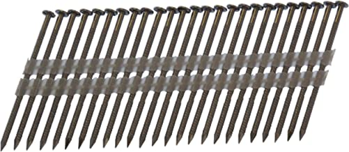 Spot Nails Spot Nails 2-8D113SSR 2-3/8-inch by .113-inch 20-22 Degree Plastic Strip 304 Stainless Steel Nails 1,000 per Box