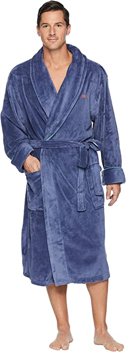 Island Life Plush Robe