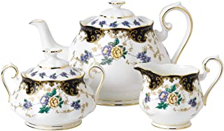 Royal Albert 100 Years Anniversary Collection 1910 Duchess Tea Set