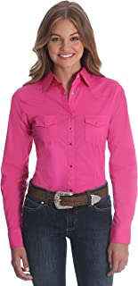 pink and turquoise shirt