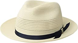 Vented Poly Braid Fedora