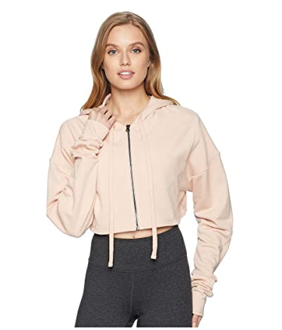 ALO Extreme Crop Jacket (Nectar) Women