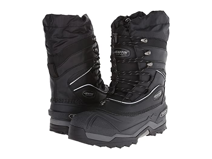 Baffin  Snow Monster (Black) Mens Cold Weather Boots