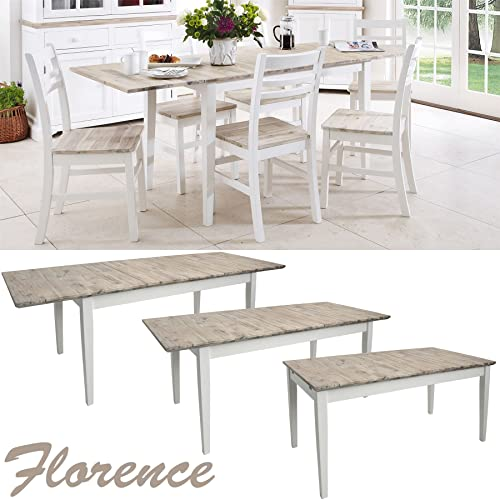 Swell Extendable Dining Table Amazon Co Uk Download Free Architecture Designs Intelgarnamadebymaigaardcom