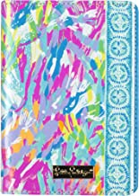 Lilly Pulitzer Passport Cover / Holder / Wallet, Sparking Sands