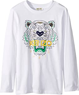 Tiger T-Shirt (Toddler/Little Kids)