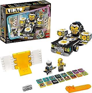 LEGO 43112 VIDIYO Robo HipHop samochód BeatBox muzyka Video Maker muzyczna zabawka dla dzieci, zestaw rozszerzonej rzeczyw...