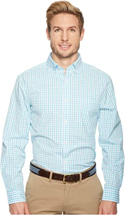 Vineyard Vines - The Marls Tattersall Classic Murray Shirt