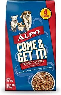 Purina ALPO Dry Dog Food, Come & Get It! Cookout Classics - (4) 4 lb. Bags