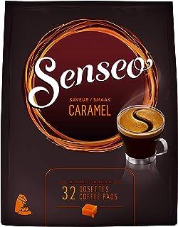 Senseo Café goût Caramel, 32 dosettes