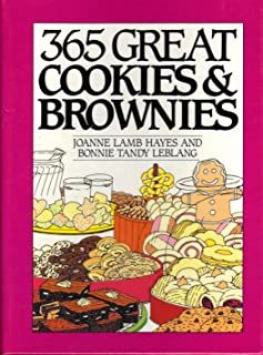 365 Great Cookies and Brownies (365 Ways)