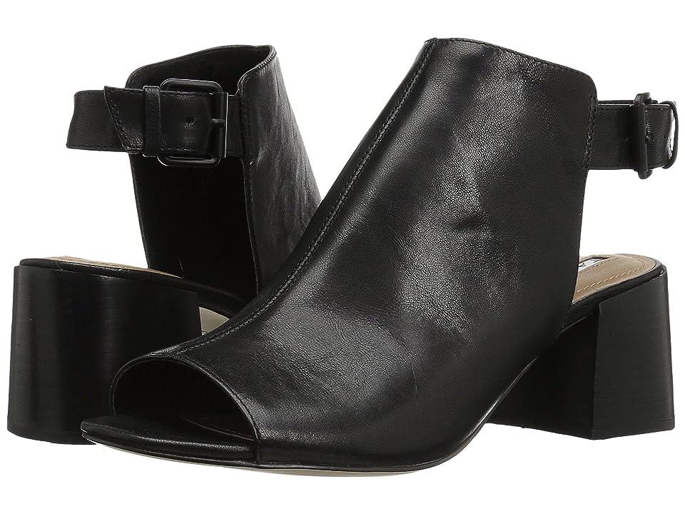 Tahari Finn (Black Goat Vachetta) High Heels