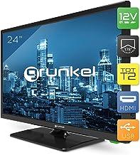 Grunkel - LED-24 IV - Televisor LED HD Ready Alta definición - 24 Pulgadas - Negro
