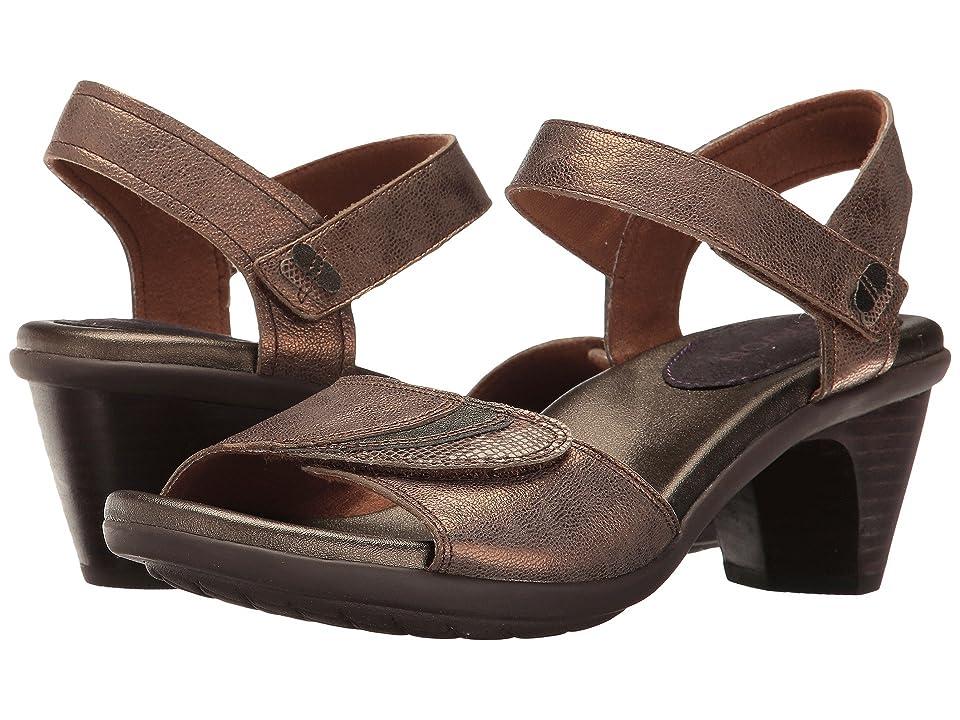 Aravon Medici Sandal (Bronze) Women