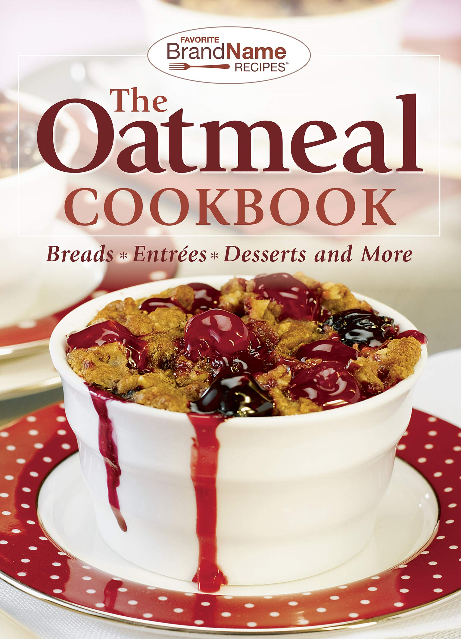 Image OfThe Oatmeal Cookbook