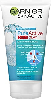 Garnier Pure Active Clay 3 in 1-50 Ml