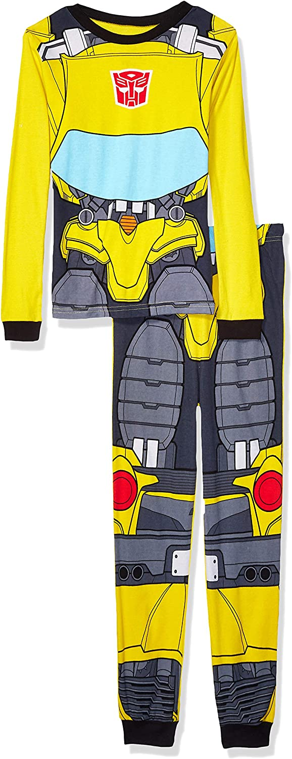 Marvel Boys' Avengers 4-Piece Pajama Chicago Mall We OFFer at cheap prices Set Cotton