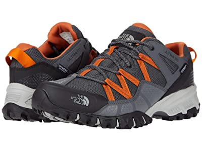 The North Face Ultra 111 Waterproof (Zinc Grey/Burnt Orange) Men