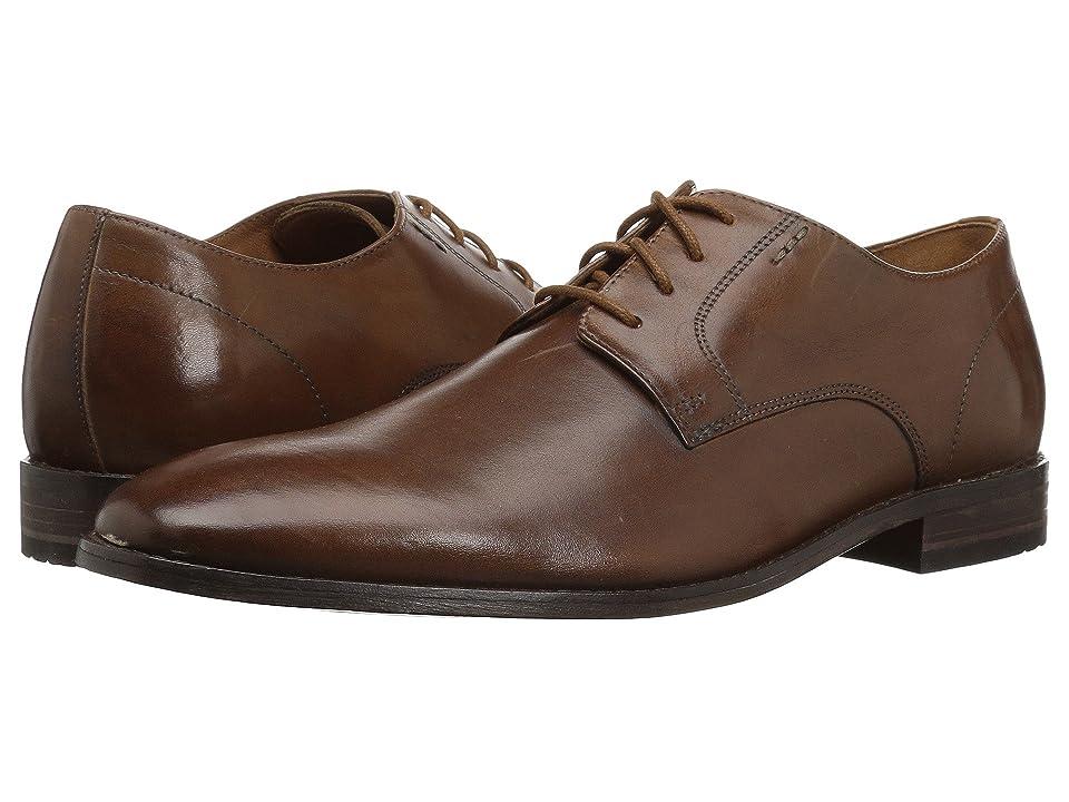 Bostonian Nantasket Fly (Dark Tan Leather) Men