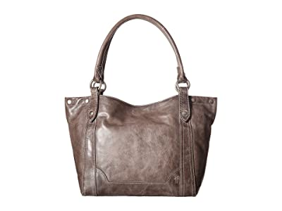 Frye Melissa Shoulder (Ice Antique Pull Up) Shoulder Handbags