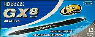 Best bazic oil gel pen Reviews