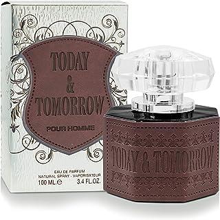 Today & Tomorrow - Eau de Parfum - By Fragrance World - Perfume For Men, 100ml