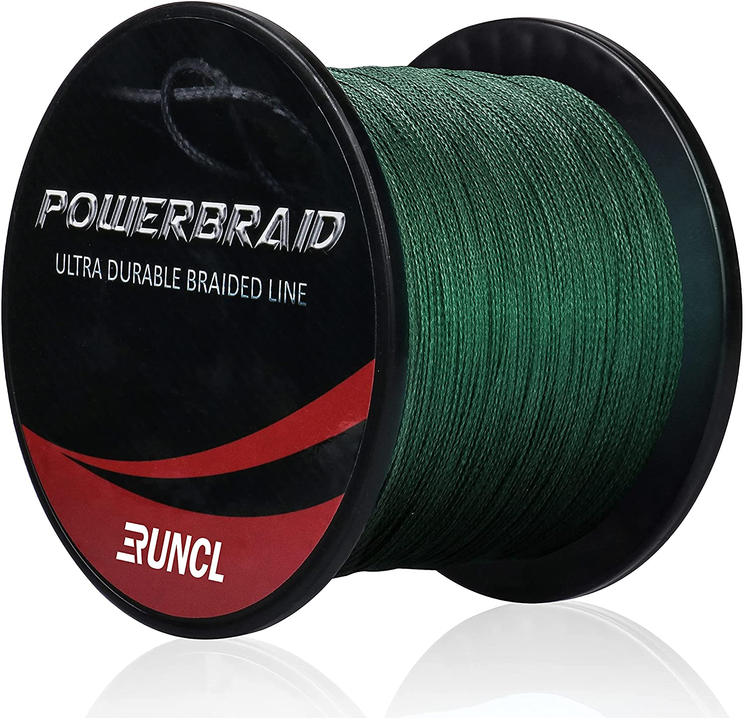 RUNCL PowerBraid Fishing Classic Line 4 Braided 9 Strands Clearance SALE! Limited time! Lin 8
