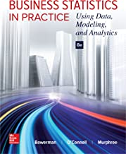 eBook Online Access for Business Statistics in Practice