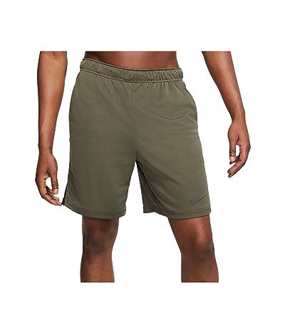 Nike Dry Shorts 5.0 (Cargo Khaki/Black/Black) Men