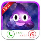 Instant Live Call From Galaxy Poop 2 - Free Fake Phone Calls And Free Fake Text Message ID PRO - PRANK 2020