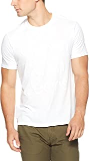 Calvin Klein Men's HD Crew Neck T-Shirt