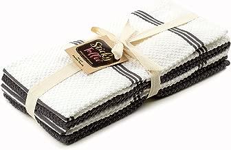 Sticky Toffee Couverture /à Lancer l/éger en Coton tiss/é Beige Couverture Chaude et Douce pour canap/é et lit 152 cm x 127 cm