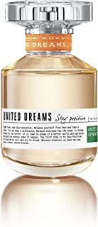 Benetton–United Dreams Stay Positive Eau de Toilette Natural Spray 80ml