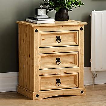 Comodino Corona Budget Mercers Furniture