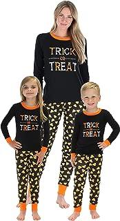 Halloween Trick-or-Treat Family Matching Pajama Set