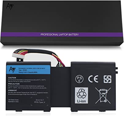 AYIPE Dell 2F8K3 Battery 14 8V 86Wh AYIPE High-Performance Replacement Laptop Battery for Dell Alienware 17 18 18x M17X R5 M18X R3 Series Compatible 2F8K3 02F8K3 KJ2PX 0KJ2PX G33TT 0G33TT Schätzpreis : 53,36 €