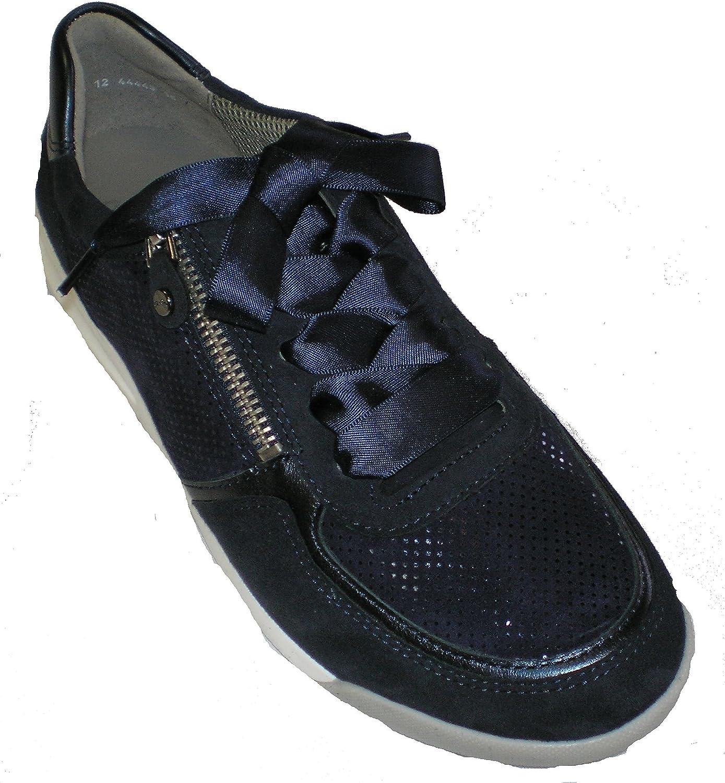 ARA Damen Schnuerschuhe Schnuerschuhe ROM 12-44443-16 - blau 407271  bester Preis