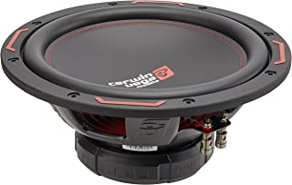 CERWIN VEGA H4124D HED 1200 Watts 4 Ohms/250 Watts Power Handling Max 12-Inch Dual Voice Coil Subwoofer