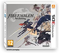 Nintendo Fire Emblem: Awakening 3DS Básico Nintendo 3DS Inglés vídeo - Juego (Nintendo 3DS, Acción / Aventura, Modo multijugador, T (Teen))