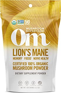 Best lions mane mushroom for sale Reviews