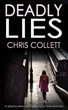 DEADLY LIES a gripping detective mystery full of twists and turns (Detective Mariner Mystery Book 1)