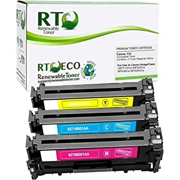 Magenta On-Site Laser Compatible Toner Replacement for Canon 6270B001AA 131 LBP7110Cw Works with: imageCLASS MF8280Cw