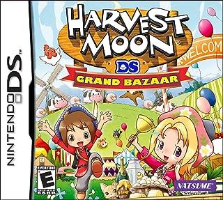 Harvest Moon: Grand Bazaar - Nintendo DS
