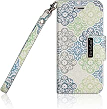 iPhone 6s Plus Case,Thankscase iPhone 6/6s Plus 5.5 Wallet Case with the Emboss Pattern,with TPU Shock-Absorbing Bumper Cover for iPhone 6s Plus and iPhone 6 Plus 5.5 (Morrious 1)